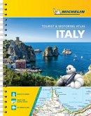 Michelin Straßenatlas Italien