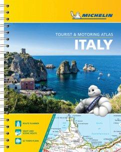 Michelin Straßenatlas Italien - Michelin