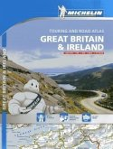 Michelin Great Britain & Ireland: Touring and Road Atlas