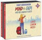Mind the Gap! Wie ich London packte (oder London mich) / London-Trilogie Bd.1 (3 Audio-CDs)