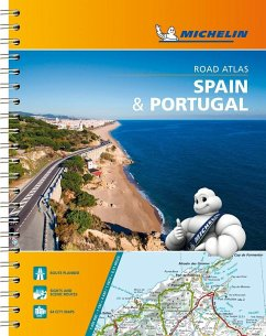 Spain & Portugal - Michelin