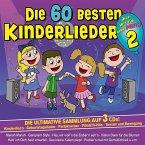Die 60 besten Kinderlieder für Deine Party, 3 Audio-CDs