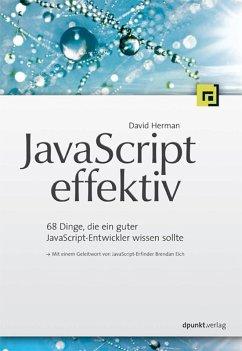 JavaScript effektiv (eBook, PDF) - Herman, David