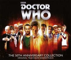 Doctor Who-The 50th Anniversary Collection - Ost/Original Soundtrack Tv