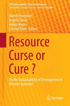 Resource Curse or Cure ?
