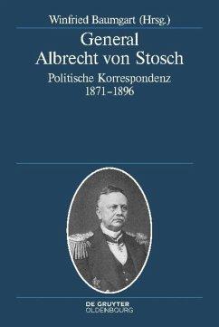 General Albrecht von Stosch
