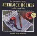 Holmes unter Verdacht / Sherlock Holmes - Neue Fälle Bd.9 (Audio-CD)