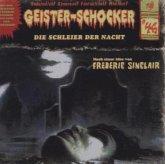 Die Schleier der Nacht / Geister-Schocker Bd.46 (1 Audio-CD)