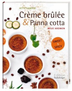 Crème brûlée & Panna cotta - Sander, Jette