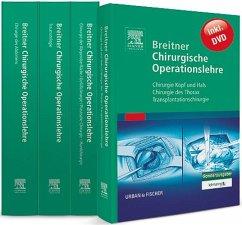 Breitner Chirurgische Operationslehre - Breitner, Burghard