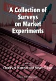 A Collection of Surveys on Market Experiments (eBook, ePUB)
