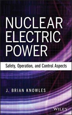 Nuclear Electric Power (eBook, PDF) - Knowles, J. Brian