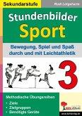 Stundenbilder Sport für die Sekundarstufe - Band 3 (eBook, PDF)