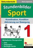 Stundenbilder Sport für die Sekundarstufe / Band 1 (eBook, PDF)