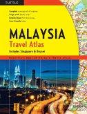 Malaysia Travel Atlas (eBook, ePUB)