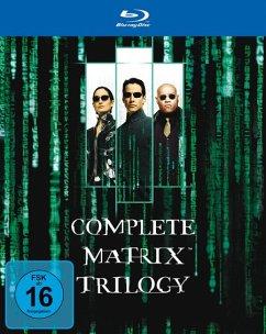 The Complete Matrix Trilogy BLU-RAY Box - Keine Informationen