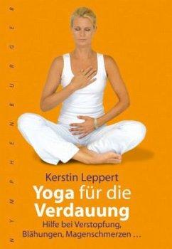 Yoga für die Verdauung - Leppert, Kerstin