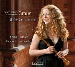 Oboen-Konzerte - Löffler/Batzdorfer Hofkapelle