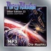 Die Maahks / Perry Rhodan Silberedition Bd.23 (2 MP3-CDs)