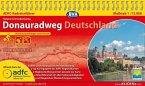 ADFC-Radreiseführer Donauradweg Deutschland