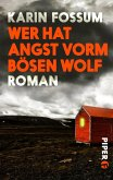 Wer hat Angst vorm bösen Wolf / Kommissar Sejer Bd.3 (eBook, ePUB)