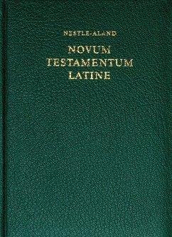 Novum Testamentum Latine