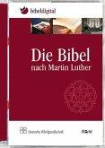 Die Bibel nach Martin Luther, m. Apokryphen, 1 DVD-ROM / Bibelausgaben