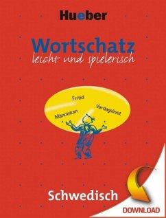 Wortschatz leicht & spielerisch Schwedisch (eBook, PDF) - Grieger, Astrid