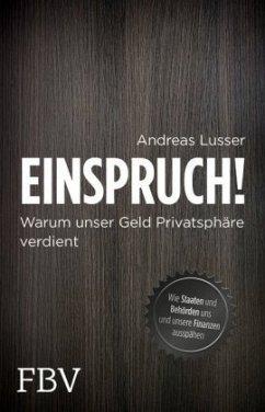 Einspruch! - Lusser, Andreas