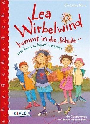Buch-Reihe Lea Wirbelwind