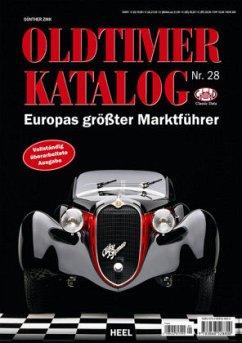 Oldtimer Katalog - Zink, Günther