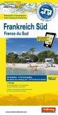 Promobil Reisemobil- & Campingkarte Frankreich Süd; Promobil Carte Camping & Caravaning France du Sud