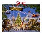 Weihnachtsmarkt der Tiere Adventskalender