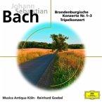 Brandenburgische Konzerte 1-3