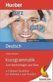 Kurzgrammatik Deutsch English Edition (eBook, PDF)