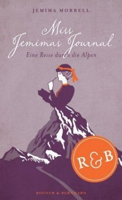 Miss Jemimas Journal - Morrell, Jemima