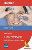 Kurzgrammatik Deutsch (eBook, PDF)