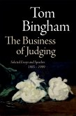 The Business of Judging (eBook, ePUB)