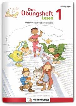 Das Übungsheft Lesen 1 H.1 - Stehr, Sabine