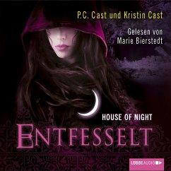 Entfesselt / House of Night Bd.11 (MP3-Download) - Cast, P.C.; Cast, Kristin