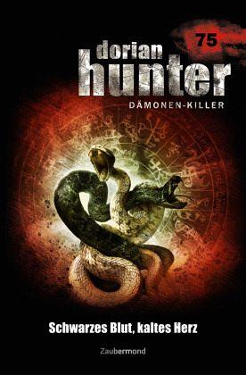 Buch-Reihe Dorian Hunter