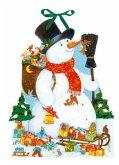 Mein Freund, der Schneemann Adventskalender