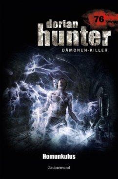 Homunkulus / Dorian Hunter Bd.76