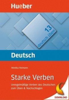 Starke Verben (eBook, PDF) - Reimann, Monika