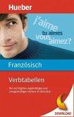 Verbtabellen Französisch (eBook, PDF)