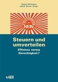 Steuern und umverteilen: Effizienz versus Gerechtigkeit? (eBook, PDF)