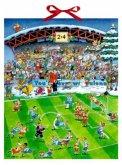 Mein Fußball-Wimmelkalender Adventskalender