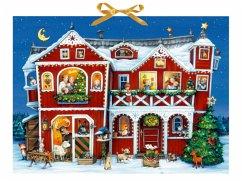 Villa Weihnacht Adventskalender - Wissmann-Pavlov, Maria