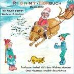 RIONNY Hörbuch: Professor Knobel hilft dem Weihnachtsmann (MP3-Download)