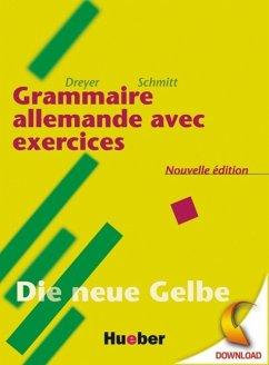 Lehr- und Übungsbuch der deutschen Grammatik (eBook, PDF) - Dreyer, Hilke; Schmitt, Richard